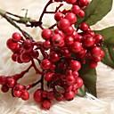ieftine Flori Artificiale-Flori artificiale 1 ramură Rustic / Petrecere Brad de Crăciun / Florile veșnice Față de masă flori