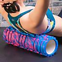 """olcso Fitness tartozékok és kiegészítők-5 1/2"""" (14 cm) Foam Roller Val vel Nagy sűrűségű, Non Toxic, Extra cég Fizikoterápia, Fájdalomcsillapítás, Mélyszöveti izom masszázs Kiváló minőségű EVA, PVC Kompatibilitás Jóga / Pilates / Fitnessz"""