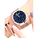 hesapli Kadın Saatleri-Kadın's Elbise Saat Japonca Sevimli / Yaratıcı / Yeni Dizayn Alaşım Bant Işıltılı / Renkli Gül Altın / Parlak / İki yıl / Sony SR626SW