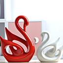 billige Julepynt-2pcs Keramikk Moderne / Nutidig til Hjemmedekorasjon, Hjemmeinnredning Gaver