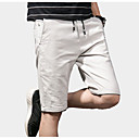 ieftine Ceasuri Mecanice-Bărbați De Bază Pantaloni Scurți Pantaloni Mată