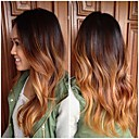 cheap Human Hair Wigs-Remy Human Hair Lace Front Wig Brazilian Hair Wavy Wig 130% Hair Density Women's Long Human Hair Lace Wig beikashang
