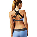 cheap Fitness, Running & Yoga Clothing-Strappy Sports Bra Padded Light Support for Yoga - Blue / Pink Quick Dry, Breathable, Seamless Women's Sexy, Fashion Polyester, Nylon,