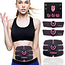 cheap Rings-Abs Stimulator / Abdominal Toning Belt / EMS Abs Trainer With Electronic, Muscle Toner, Wireless EMS Training, Muscle Toning, ABS Trainer For Fitness / Gym / Workout Arm, Leg, Abdomen Men / Women