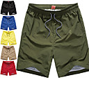 cheap Armwarmers & Legwarmers-Men's Hiking Shorts Outdoor Quick Dry, Breathability, Sweat-Wicking Shorts / Bottoms Outdoor Exercise / Multisport