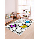 cheap Slipcovers-Area Rugs Traditional / Country Flannelette, Flat Shape Superior Quality Rug