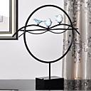 abordables Objetos decorativos-1pc Metal Estilo Simple para Decoración hogareña, Decoraciones para el hogar Regalos