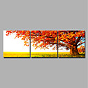 cheap Stretched Canvas Prints-Print Rolled Canvas Prints / Stretched Canvas Prints - Landscape / Seasons Modern