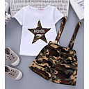 ieftine Set Îmbrăcăminte Băieți Bebeluși-Bebelus Băieți Geometric Manșon scurt Set Îmbrăcăminte