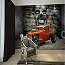 رخيصةأون معلقات الجدران-جدارية كنفا تغليف الجدران - لاصق المطلوبة الفني / تصميم / 3D