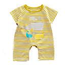 ieftine Set Îmbrăcăminte Bebeluși-Bebelus Unisex De Bază Dungi Mânecă scurtă O - piesă / Copil