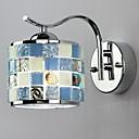 رخيصةأون شمعدان الحائط-تصميم جديد الحديثة / المعاصرة مصابيح الحائط غرفة الجلوس / غرفة النوم معدن إضاءة الحائط 220-240V 40 W