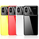 זול מגנים לטלפון & מגני מסך-מגן עבור Xiaomi Mi 8 מראה כיסוי אחורי אחיד קשיח PC ל Xiaomi Mi 8