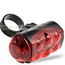 halpa Pyöräilyvalot-LED Pyöräilyvalot Polkupyörän jarruvalo turvavalot takavalot Pyöräily Vedenkestävä Kannettava Helppo kantaa Li-ion 20 lm Akkulaturi Neutraali valkoinen Telttailu / Retkely / Luolailu Pyöräily