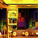 povoljno Zidne tapete-Mural Platno Zidnih obloga - Ljepila potrebna Art Deco / Uzorak / 3D