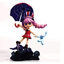 billige Anime actionfigurer-Anime Action Figurer Inspirert av One Piece Perona PVC 16 cm CM Modell Leker Dukke