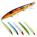 cheap Fishing Lures & Flies-6 pcs Fishing Lures Hard Bait Plastic Outdoor Bait Casting / Lure Fishing / General Fishing