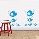 ieftine Acțibilde de Perete-Autocolante de Perete Decorative - Autocolante perete plane Animale Baie / Cameră Copii