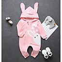ieftine Set Îmbrăcăminte Bebeluși-Bebelus Unisex De Bază Imprimeu Manșon Lung Bumbac Salopetă Trifoi 90 / Copil