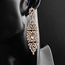 cheap Earrings-Women's Stud Earrings - Flower European Fashion Jewelry Gold / Silver For Wedding Daily 1 Pair