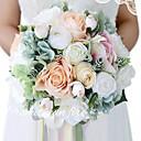 ieftine Flori Artificiale-Flori artificiale 1 ramură Clasic Petrecere / Seară / Modern / Contemporan Trandafiri Cosul de flori