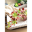 رخيصةأون نباتات اصطناعية-زهور اصطناعية 1 فرع أسلوب بسيط / الحديث نباتات / الزهور الخالدة أزهار الحائط
