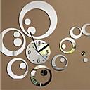 baratos Relógios de Parede-Moderno / Contemporâneo Plástico Irregular Interior,Baterias AA alimentadas
