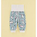 tanie Spodnie dla niemowląt-Dziecko Dla dziewczynek Aktywny Nadruk Spodnie / Brzdąc