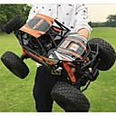 baratos Quadicópteros CR & Multirotores-Carro com CR MZ 2837 2.4G Rock Climbing Car 1:10 8.5 km/h KM / H