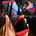 cheap Cell Phone Cases & Screen Protectors-Case For Nokia Nokia 6 2018 Shockproof Full Body Cases Solid Colored Hard PC for Nokia 6 2018