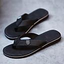 ieftine Adidași Bărbați-Bărbați Pânză Vară Confortabili Papuci & Flip-flops Galben / Maro / Verde
