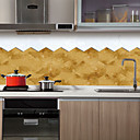 ieftine Acțibilde de Perete-Autocolante de Perete Decorative - 3D Acțibilduri de Perete Forme / #D Sufragerie / Dormitor / Baie