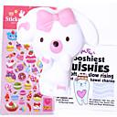 זול מפיגי מתח-LT.Squishies צעצוע מעיכה / מקל מתחים חתול צעצועים לחץ לחץ דם urethane פולי 1 pcs לילדים כל מתנות
