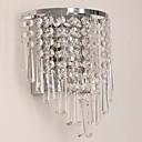 hesapli Duvar Aplikleri-Duvar ışığı Ortam Işığı Duvar lambaları 5 W 110-120V / 220-240V E12 / E14 LED / Modern / Çağdaş