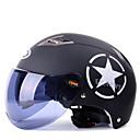 ieftine Căști & Măști de Protecție-YEMA 329 Cască Deschisă Adulți Unisex Motociclete Casca Anti Șoc / Anti-UV / Antivânt