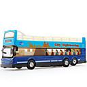 povoljno Automobili igračaka-Igračke auti Autobus Vozila Autobus Pogled na grad Cool Fin Metal Tinejdžer Sve Dječaci Djevojčice Igračke za kućne ljubimce Poklon 1 pcs