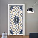 povoljno Zidne naljepnice-Dekorativne zidne naljepnice / Vrata za vrata - Zidne naljepnice / Odmor na Wall Naljepnice Religiozno / 3D Stambeni prostor / Spavaća soba