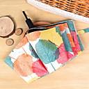 billige Paraply/solparaply-polyester / Rustfrit stål Alle solrig og regnfuld / genanvendeligt Sammenfoldet paraply