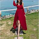 cheap Bracelets-Women's Going out / Beach Loose Swing Dress High Waist Maxi Strap / Summer