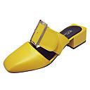 povoljno Ženske sandale-Žene Cipele PU Ljeto Remen oko gležnja Klompe i natikače Kockasta potpetica Okrugli Toe Crn / Bijela / Crvena
