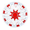 abordables Bombillas LED-1 Pieza Tapa del eje 14 inch Negocios El plastico Cubiertas de rueda Para Volkswagen / Honda / EVERUS Polo / Jetta / Golf Todos los Años