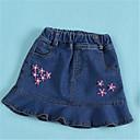 tanie Spodnie dla niemowląt-Dziecko Dla dziewczynek Podstawowy Solidne kolory Spódnica / Brzdąc