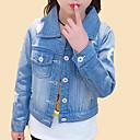 povoljno Majice za dječake-Djeca Dječaci Osnovni Print Dugih rukava Pamuk Odijelo i sako