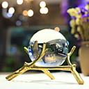 abordables Objetos decorativos-1pc vidrio / Resina Estilo Simple para Decoración hogareña, Decoraciones para el hogar Regalos