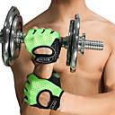 billige Laptop Bags-Treningshansker Med Silikon Justerbar, Anti Glide Pustende, Trening, Vern Til Herre / Dame Trening & Fitness / Treningssenter / Bodybuilding hender