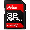 baratos Cartões de Memória-Netac 32GB Cartão SD cartão de memória UHS-I U1 32