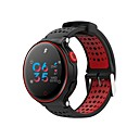 cheap Smartwatches-Smartwatch NO.1 X2 plus for Android iOS Bluetooth Waterproof Heart Rate Monitor Blood Pressure Measurement Touch Screen Calories Burned Stopwatch Pedometer Call Reminder Activity Tracker / Camera