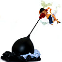cheap Anime Action Figures-Anime Action Figures Inspired by One Piece Monkey D. Luffy PVC(PolyVinyl Chloride) 26 cm CM Model Toys Doll Toy