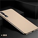 billige Telefonetuier & Skjermbeskyttere-Etui Til Huawei P20 Pro / P20 lite Matt Bakdeksel Ensfarget Hard PC til Huawei P20 / Huawei P20 Pro / Huawei P20 lite / P10 Plus / P10 Lite / P10