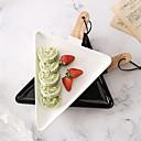 رخيصةأون صواني الخبز-1 قطعة الخزف / خزفي / خشب تصميم جديد / جميل / خلاق أطباق عشاء / صينية / صحون لتقديم الطعام, أواني الطعام